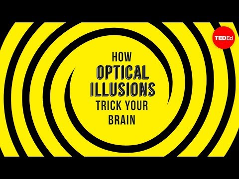 How optical illusions trick your brain - Nathan S  Jacobs