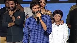 Aravinda Sametha Full Movie | Trivikram Extraordinary Speech | Jr NTR, Trivikram