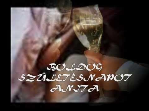boldog születésnapot anita BOLDOG SZÜLETÉSNAPOT ANITA !!   YouTube boldog születésnapot anita