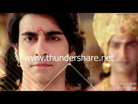 Suryaputra Karna Title Song : Divya Drishti Se
