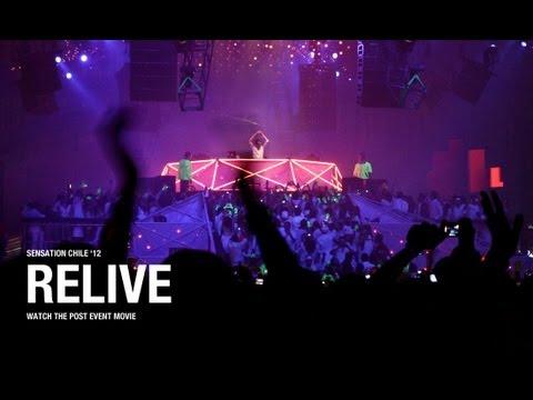 Sensation Chile 2012 'Celebrate Life' post event movie