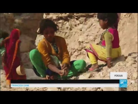 The Thousands Of Children Working In India's Mines