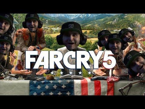 Summit1g Plays Far Cry 5