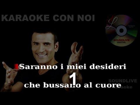 Sal da vinci - Da lontano (SL) - Karaoke