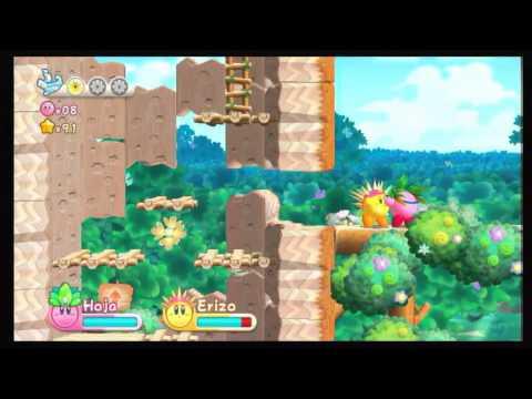 Kirby's Adventure Wii: Game through con mi hermana :3