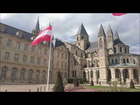 TRAVEL DIARY #3 - CAEN, Normandy FRANCE