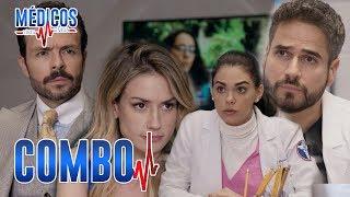 Médicos, línea de vida - C-31: Los abogados Vega, ayudan a Regina y a David | Las Estrellas