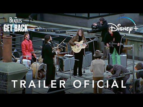 The Beatles: Get Back | Trailer Oficial Legendado | Disney+