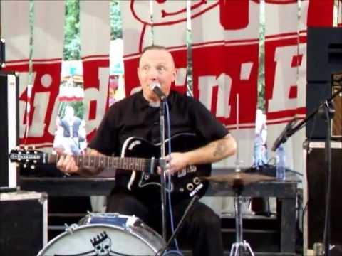 Reverend Beat Man - 'Beat Man Way' (live @ Kids 'n Billies 2013)