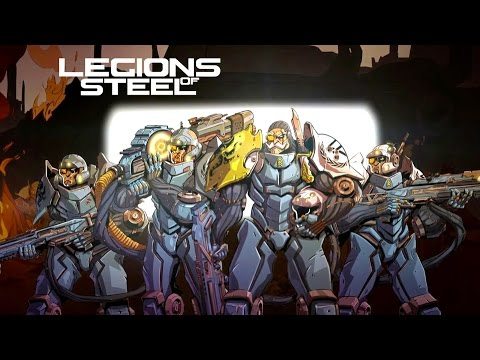Legions of Steel - Teaser Trailer