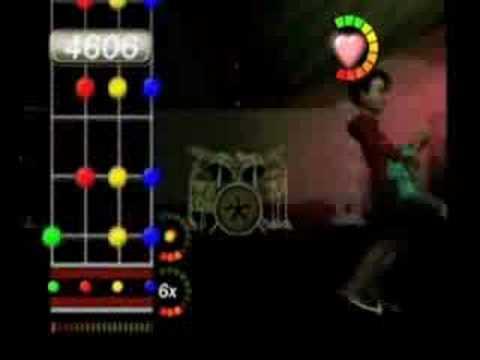 Wii: PopStar Guitar Trailer