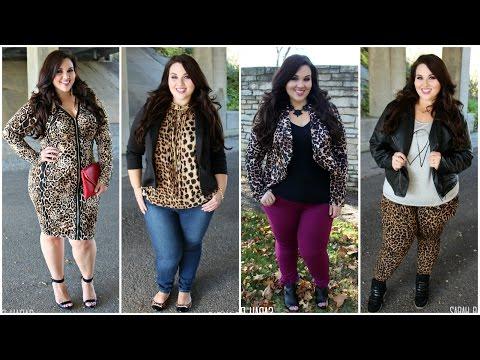 The Leopard Lookbook | Plus Size Fashion |. Http://Bit.Ly/2KBtGmj