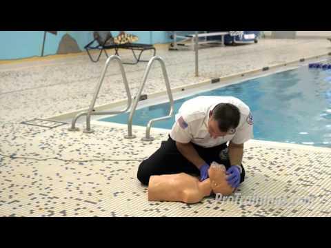 Child Rescue Breathing Practice