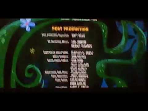 Cloudy with a Chance of Meatballs 2 Credits (FX Channel Version; HD) Turn The TV On!