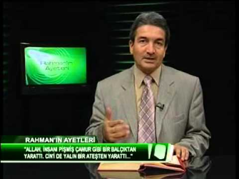 rahman Suresi Kuran Tefsiri 1-30   Ayetlerler  Prof.Dr. Şadi Eren