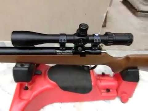 Latest chines PCP air rifle Artemis M30 features courtesy Raja Yasir