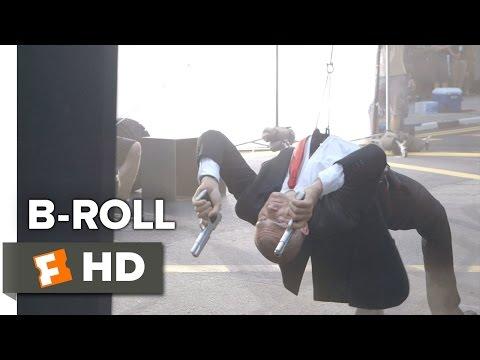 Hitman: Agent 47 BROLL 2015  Zachary Quinto, Rupert Friend Action Movie HD