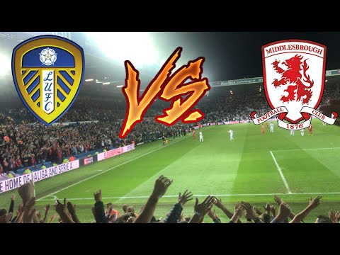 LEEDS UNITED 0-0 MIDDLESBROUGH - GREAT ATMOSPHERE & GREAT POINT (31/08/18)