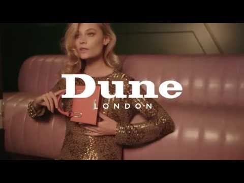 Dune London Autumn Winter 2016 collection now in-stores