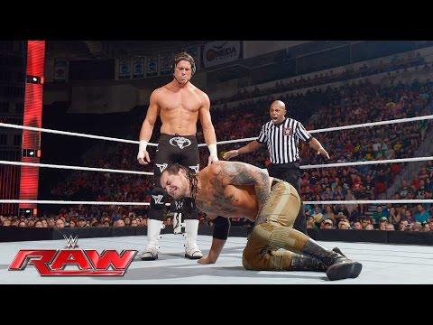 Dolph Ziggler drops Baron Corbin: Raw, May 30, 2016