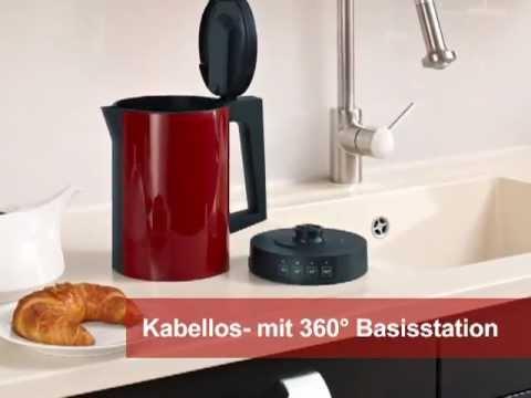ritter Wasserkocher fontana5 - YouTube | {Wasserkocher 82}