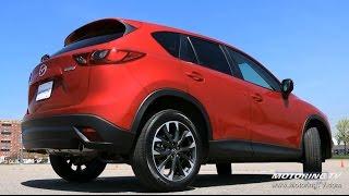 Test Drive: 2016 Mazda CX-5