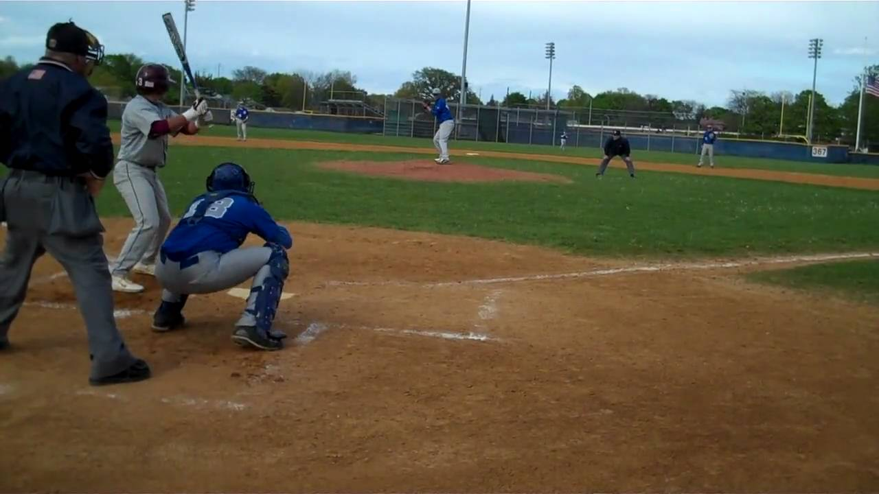SEAN ABBATE PITCHING ON 4 28 2010 VS GARDEN CITY HS.mp4 - YouTube