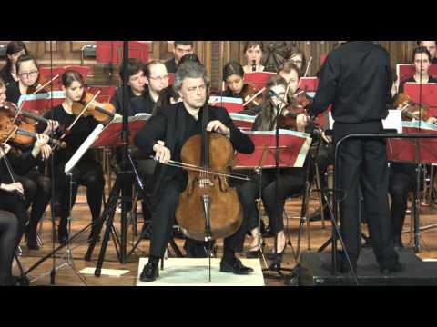 OCUP Chostakovitch concerto pour violoncelle n°1 R PIDOUX
