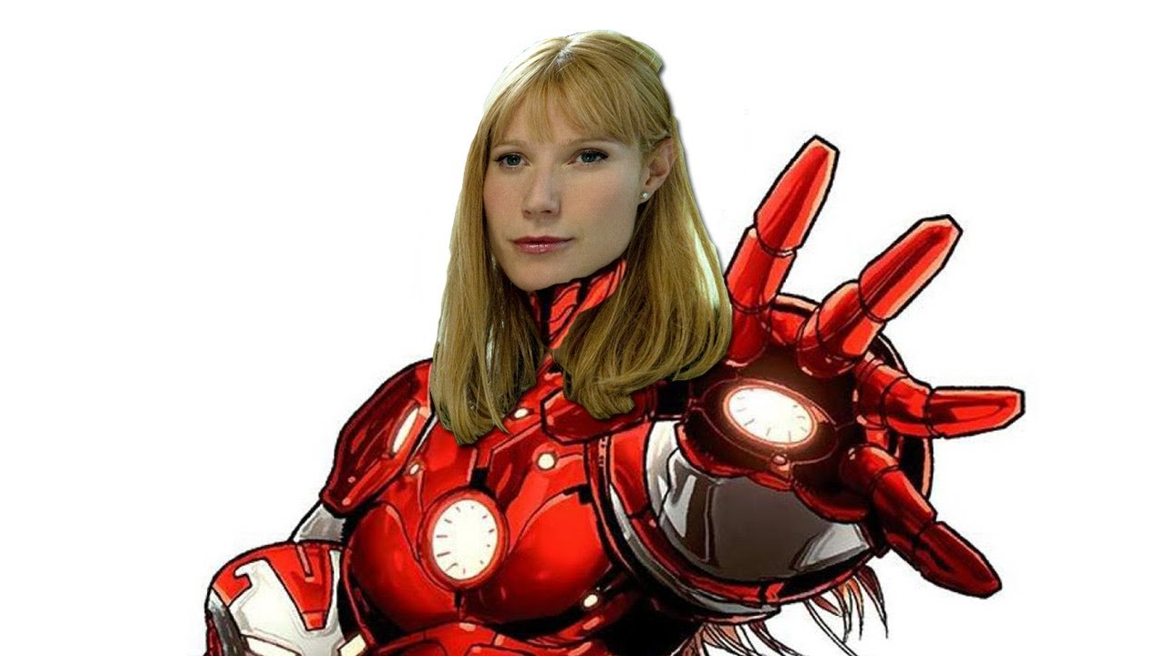 """Gwyneth Paltrow To Suit Up As """"Rescue"""" In Iron Man Movie ..."""