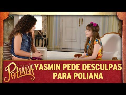 Yasmin pede desculpas para Poliana | As Aventuras de Poliana