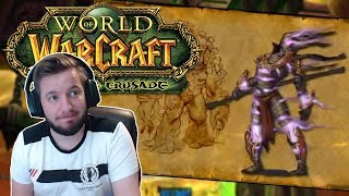 Rewatching the Burning Crusade Blizzcon Trailer from 2005 | World of Warcraft