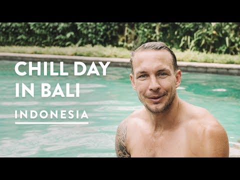 RELAXED TO THE MAX IN UBUD BALI | Indonesia Travel Vlog 135, 2018 | Digital Nomad