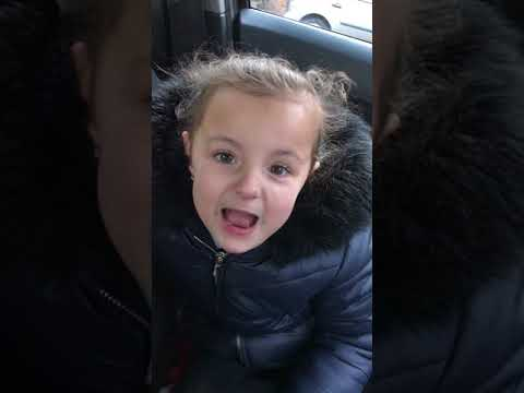 5 year old girls sings mans not hot big shaq extended version