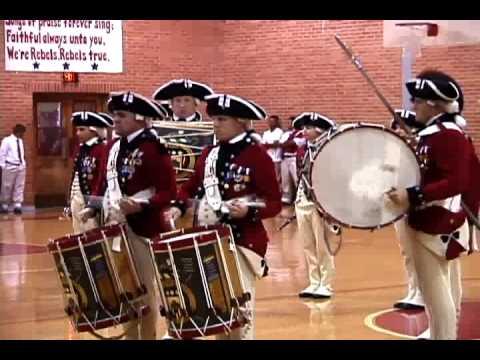 Old Guard Drum Line, Austin, Texas 2000