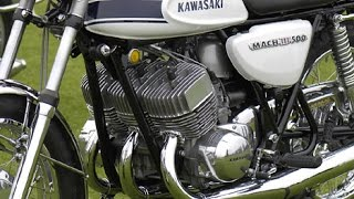 KAWASAKI History, by Discovery channel, 世界のバイク thumbnail