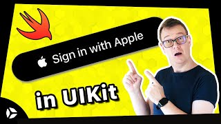 Gambar cover Social Sign In: Sign In with Apple in UIKit