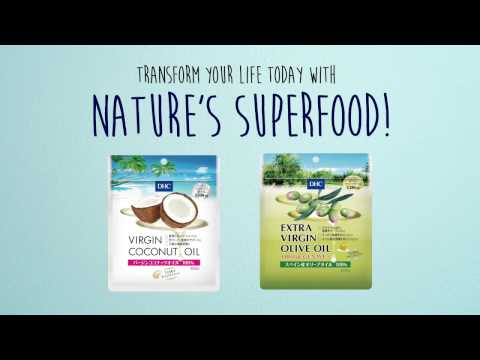 Nature's Superfood: Coconut and Olive oil