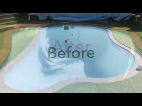 Renovation - Fibreglass Pool Shell - Gauteng South Africa