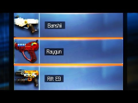 RAYGUN IN BLACK OPS 3 MULTIPLAYER!? (IS IT POSSIBLE??) Black Ops 3 New DLC Weapons!
