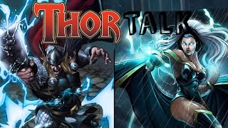Thor vs Storm: Who Wins in the Comics?