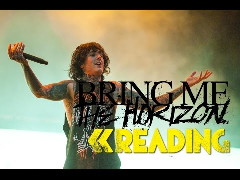 Bring Me The Horizon - Antivist || Reading 2015 || HD