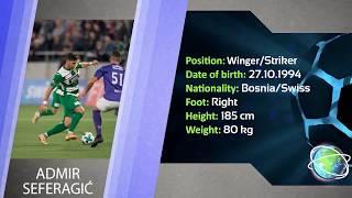 Admir Seferagic | Highlights 2018