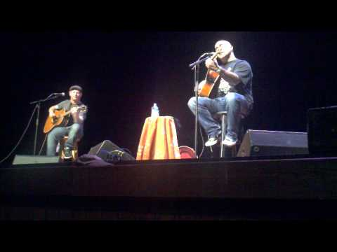 Aaron Lewis & Corey Taylor-Down in a hole-New Years Eve 2011