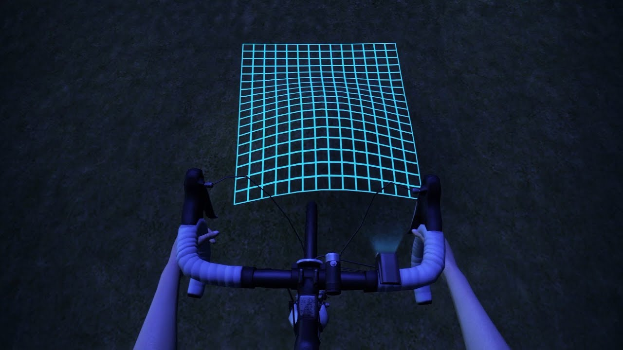 Chinese university invents LED bike light for mapping ...