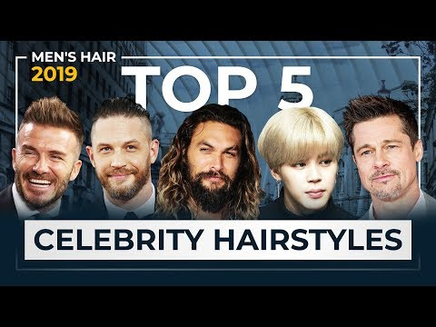 5 Men's Hairstyles To Try In 2019