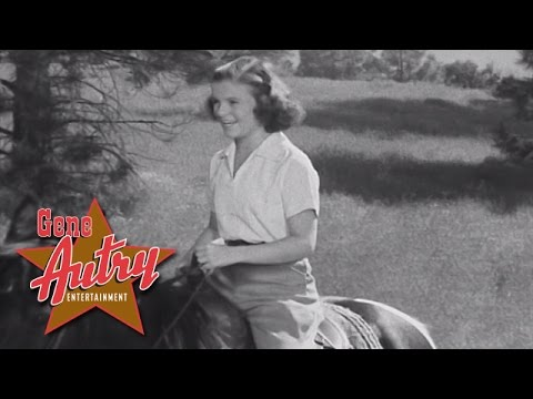 Mary Lee & Smiley Burnette - Me and My Echo (from Carolina Moon 1940)