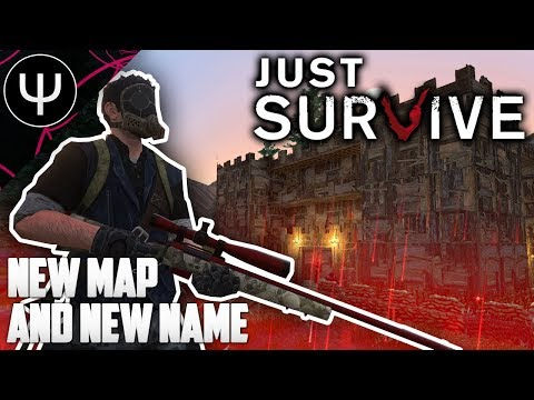 Just Survive — H1Z1 NEW Map and New Name!?