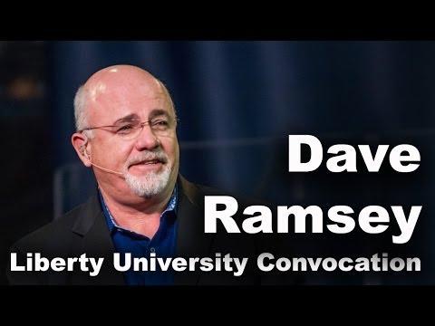 Dave Ramsey - Liberty University Convocation
