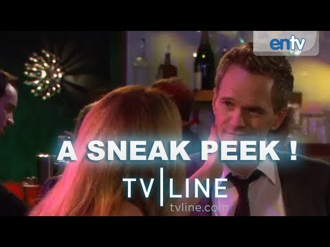 How Met Your Mother Exclusive Neil Patrick And Becki Newton Drunk Train Clip Entv