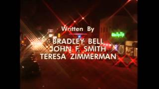 The Bold and the Beautiful closing credits 1999